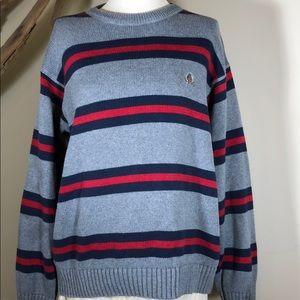 Tommy Hilfiger men's XL striped sweater